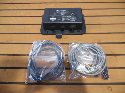 Northstar 491 Echo Sounder Module + Cables - Tested Working 90 Day Warr