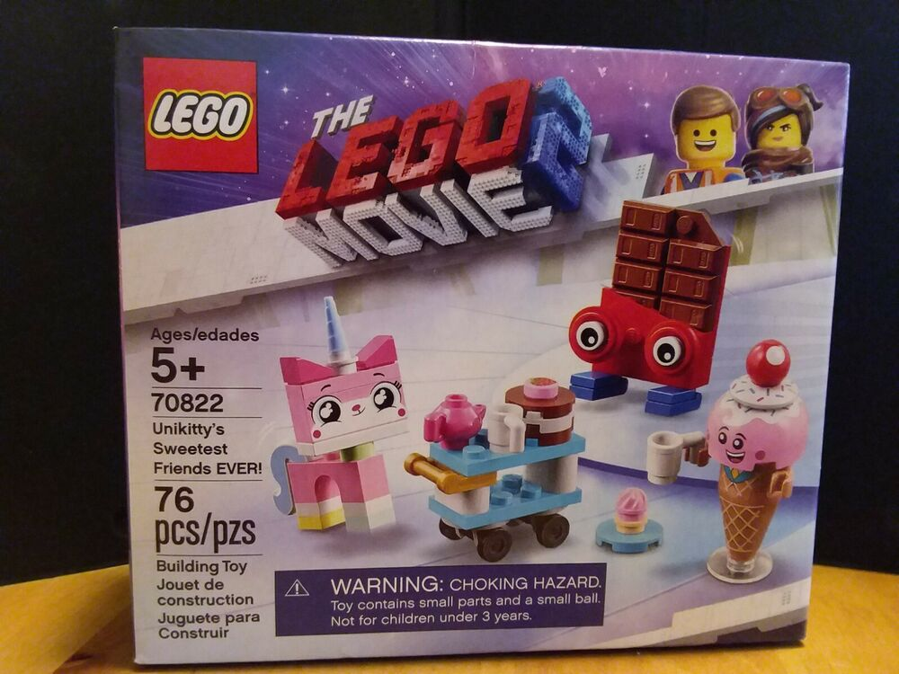 Movie 70822 The Unikitty's Lego Friends EverFree 2 Sweetest XTiwuPOkZ