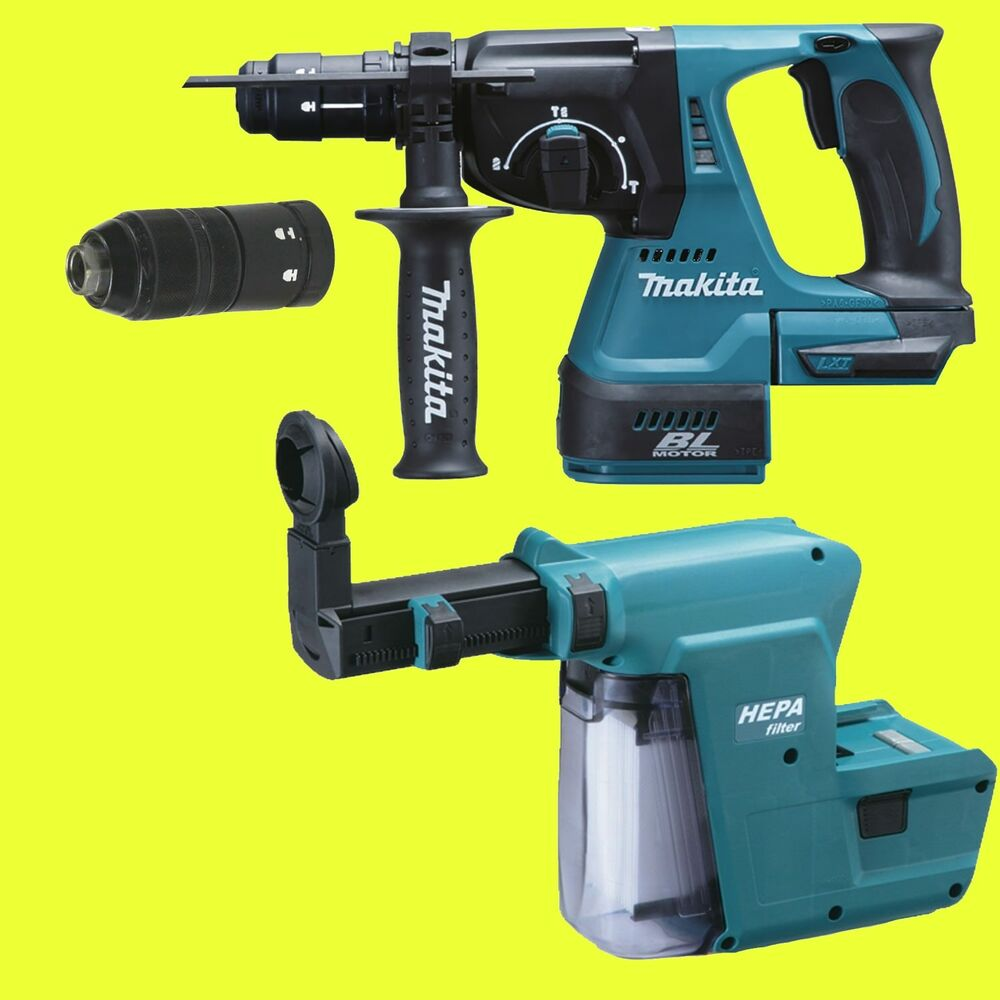 makita marteau perforateur sans fil dhr243zv solo avec. Black Bedroom Furniture Sets. Home Design Ideas