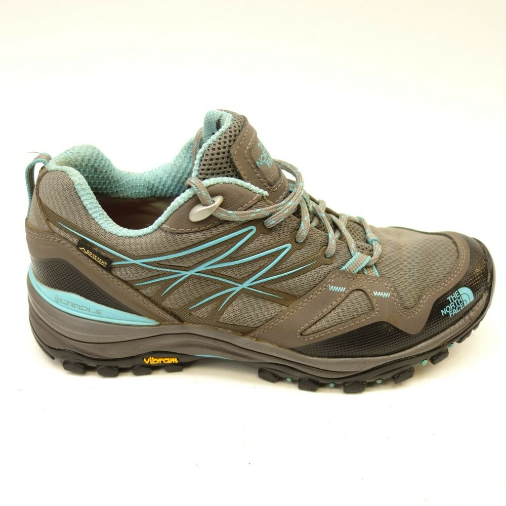 75aec7270cb Details about The North Face Womens Hedgehog Fastpack Gore-Tex  Trail-Running Shoes Size 8