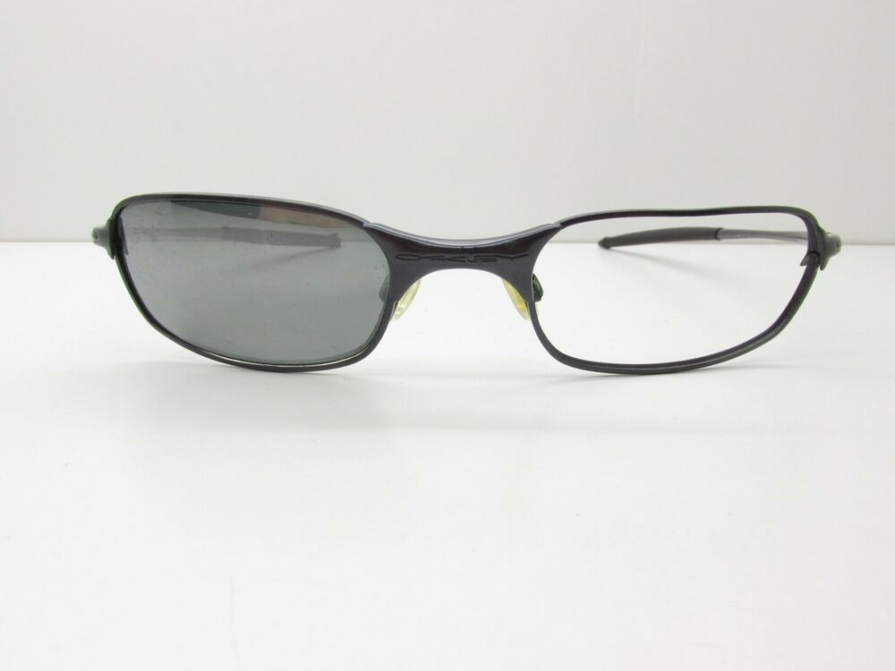 a612775d17 Details about Oakley Square Wire 2.0 SUNGLASSES 52-21-135 Rectangle Sport  TV6 36943