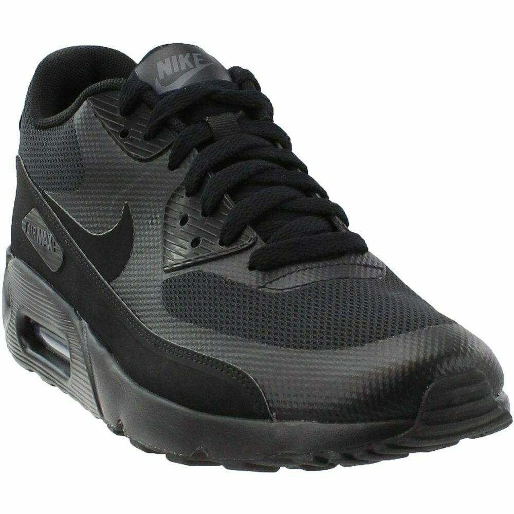 on sale 070cb 90429 Nike Air Max  90 Ultra 2.0 Essential Running Shoes - Black - Mens   eBay