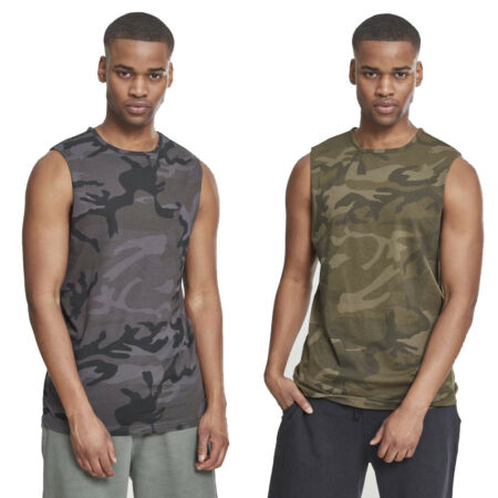 img-Urban Classics Camo Tank Top T-Shirt Fitness Army Camouflage Bundeswehr Gym
