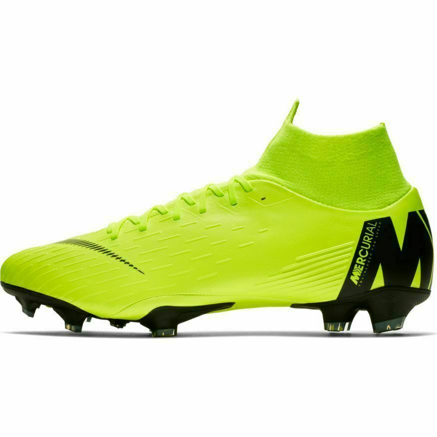 7f967307f54 Details about NIB NIKE Mens 10 MERCURIAL SUPERFLY 6 PRO FG AH7368 701  SOCCER BOOT CLEATS  150