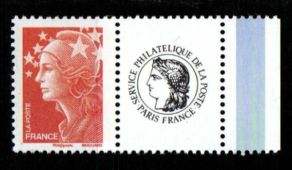FRANCE PERSONNALISE N° 4230A **  logo ceres