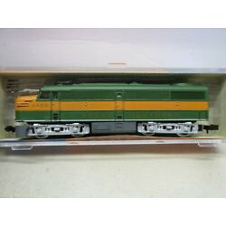 ROCO ~ GREAT NORTHERN  FA-1 POWERED LOCOMOTIVE # 442A ~ LOT A ~N SCALE