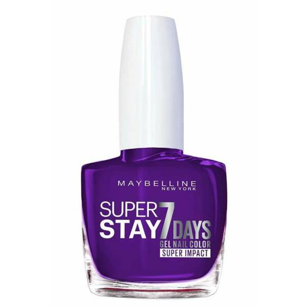 Vernis à Ongles Gemey Maybelline 887 All Day Plum