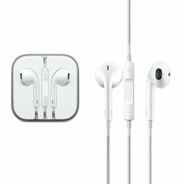 Cuffie EarPods Originali Apple MD827ZMA Auricolari Per iPhone 5 5S SE 6 6s Bulk