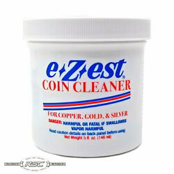 Kyпить 1- E-Z-Est (eZest) 5-Ounce Coin Cleaner Jar for Silver Gold & Copper Jewelry на еВаy.соm