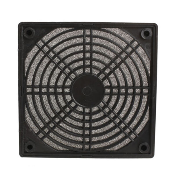 Dustproof 120mm Mesh Case  Cooler Fan Dust Filters Cover. Grill for PC Compu YI