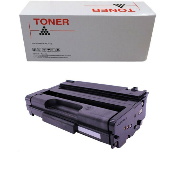 RICOH TYPE SP330H 408281 TONER COMPATIBILE NO ORIGINALE BK NERO 7000 pagine