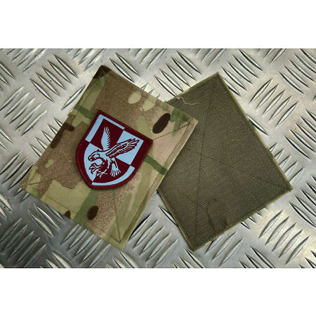 img-Genuine British Army MTP Blanking Patches 16th Air Assault TRF UBACS/PCS C12