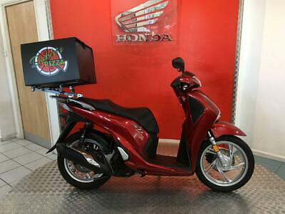 2020 '20' Honda SH125AD-H SH125 SH 125 A AD-H ABS Fleet Food Delivery Scooter