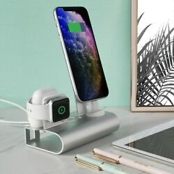 Kyпить Aduro Desktop Charging Station for iPhone Apple Watch & Air Pods Universal Stand на еВаy.соm