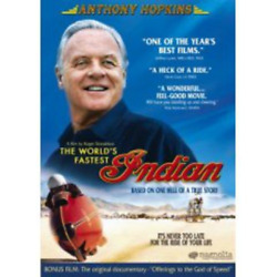 The World's Fastest Indian (DVD,2006)