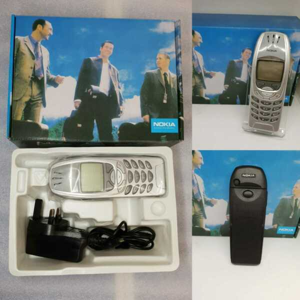 Nokia 6310i Unlocked Mobile Phone - Silver - 2 Years Warranty - Fast Dispatch
