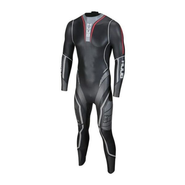 Vénissieux,France HUUB Aerious II 2 (3:5) Thermal Medium Black Taille M - Note A