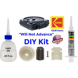 Kyпить Repair Kit w/Lubricant For Kodak Carousel Slide Projector (Not Advancing) на еВаy.соm