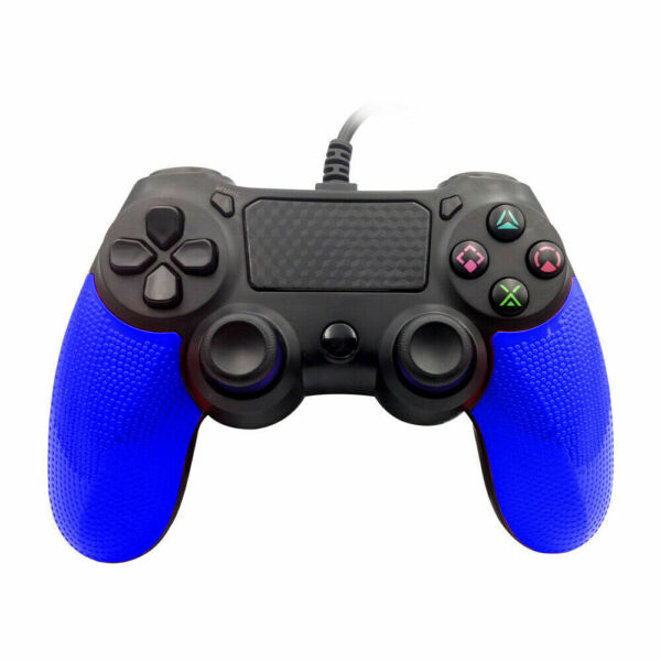 JOYSTICK PS4 COMPATIBILE CONTROLLER DUALSHOCK PLAYSTATION 4 CON FILO