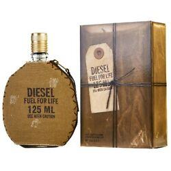 Kyпить Diesel Fuel for Life by Diesel 4.2 oz EDT for Men Cologne New In Box на еВаy.соm