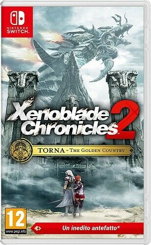 Xenoblade Chronicles 2: Torna The Golden Country Switch