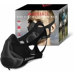 Kyпить Adurance Peak Resistance High Altitude Face Air Mask Workout Training Mask  на еВаy.соm