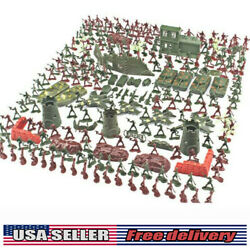 Kyпить Lot of 290 Strategy Soldiers Mini Army Men Action Figures Toy Soldiers Tank на еВаy.соm