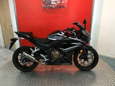 2018 '68' Honda CBR500R CBR500 CBR 500 R RA-J Super Sports (ABS) Motorcycle