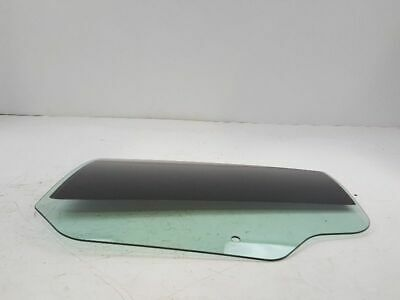 11 12 13 14 15 16 17 18 DODGE CHARGER REAR DRIVER SIDE DOOR GLASS TINTED OEM