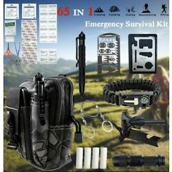 Kyпить 65 IN 1 Camping Survival Gear Kit Military Tactical Emergency EDC Outdoor Tool на еВаy.соm