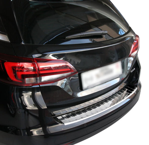 AllemagneProtection Inox V2A Protection Pour Opel Astra K SPORTS Tourer De 2015