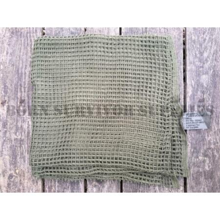 img-BRITISH ARMY ISSUE SCRIM NET Green Sniper Scarf Wrap Ghillie Camo Netting Cloth