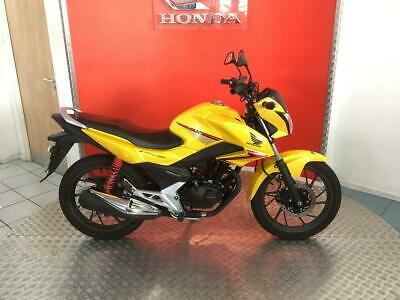 2016 '16' Honda CB125F CB125 F CB 125F GLR125 Learner Legal 125cc Motorcycle
