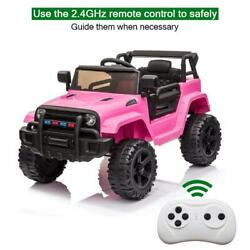Kyпить 12V Electric Kids Ride On Truck Car Toy Battery 3 Speed With Remote Control на еВаy.соm
