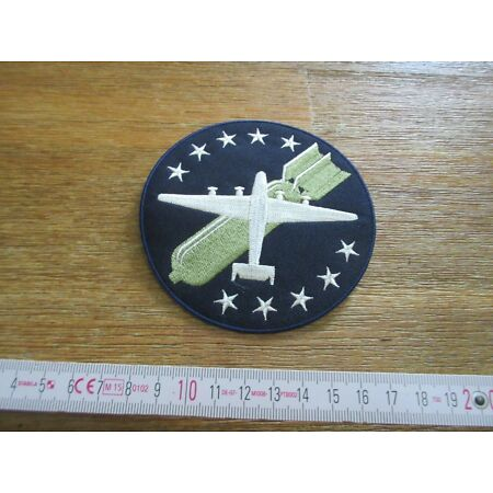 img-Patch US Airforce 55th Bomb Squad Division Pilots A2 G1 Leather Jacket Army