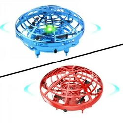 Kyпить UFO Mini Drone Quad Induction Levitation Hand Operated Helicopter Toy Red / Blue на еВаy.соm
