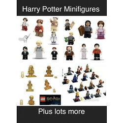 Kyпить Lego Harry Potter 71028 Minifigures series 2 you pick 2020 new mint condition на еВаy.соm
