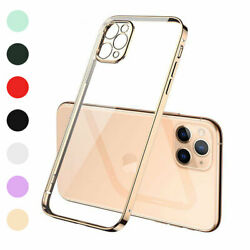 Kyпить For Apple iPhone 12 Pro Max 12 Mini Shockproof Soft Rubber Rugged Case Cover на еВаy.соm