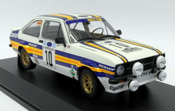 Royaume-Uni 1/18 Scale 155 808710 - Ford Escort RS 1800 - Acropolis Rally 1980