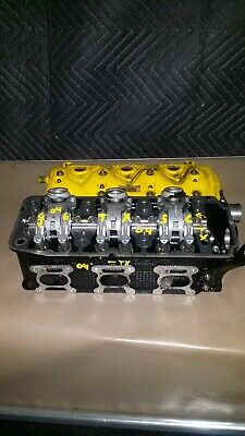 2004 Sea-doo GTX 185 SC Engine Top End Cylinder Head 420613978 DAMAGED 2005 CAM