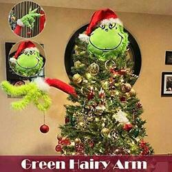 Kyпить Christmas Decorations Furry Green Grinch Arm Ornament Holder Tree Sets на еВаy.соm