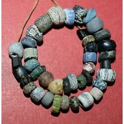 Kyпить Ancient Glass Excavated Djenne Dig Beads Mali African Trade Circa 1000 Years Old на еВаy.соm