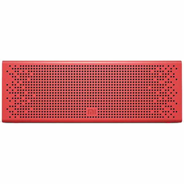 AllemagneXiaomi Mi Bluetooth Speaker 4.0  Titanium Red 3W