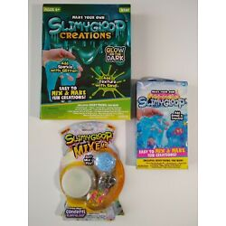 Kyпить NEW - SlimyGloop Creation Bundle - (Lot of 3) на еВаy.соm
