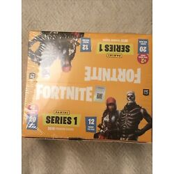 Kyпить 2019 PANINI FORTNITE SERIES 1 TRADING CARDS FAT PACK BOX RARE LIMITED на еВаy.соm