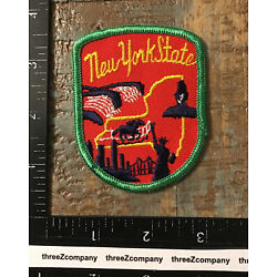 Kyпить Vintage NEW YORK STATE Travel Souvenir Patch NY на еВаy.соm