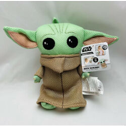 Kyпить Baby Yoda Mandalorian The Child Bath Loofah Scrubby Pool Toy Star Wars на еВаy.соm