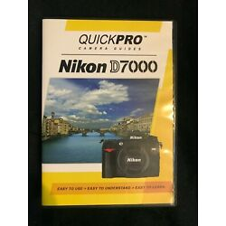 Kyпить Nikon D7000 Instructional DVD by QuickPro Camera Guides (New) на еВаy.соm