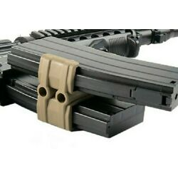 Kyпить Magazine Coupler for .223 - 5.56 Rifle Mag Fits Magpul ProMag & Most Other - Tan на еВаy.соm