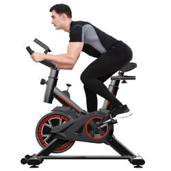 Kyпить Pro Stationary Exercise Bike Bicycle Trainer Fitness Cardio Cycling Training Gym на еВаy.соm